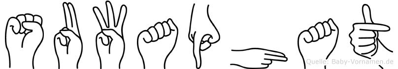 Suwaphat in Fingersprache für Gehörlose