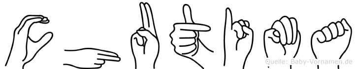 Chutima in Fingersprache für Gehörlose