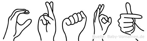 Craft in Fingersprache für Gehörlose