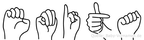 Emita in Fingersprache für Gehörlose