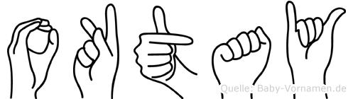 Oktay in Fingersprache für Gehörlose