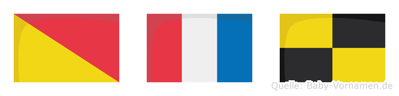 Otl im Flaggenalphabet
