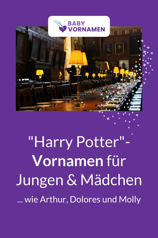 Vornamen aus Harry Potter