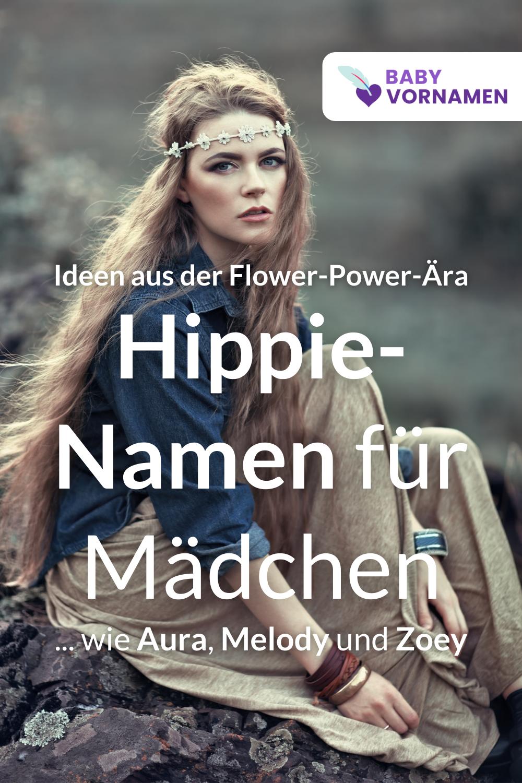 Hippie-Vornamen