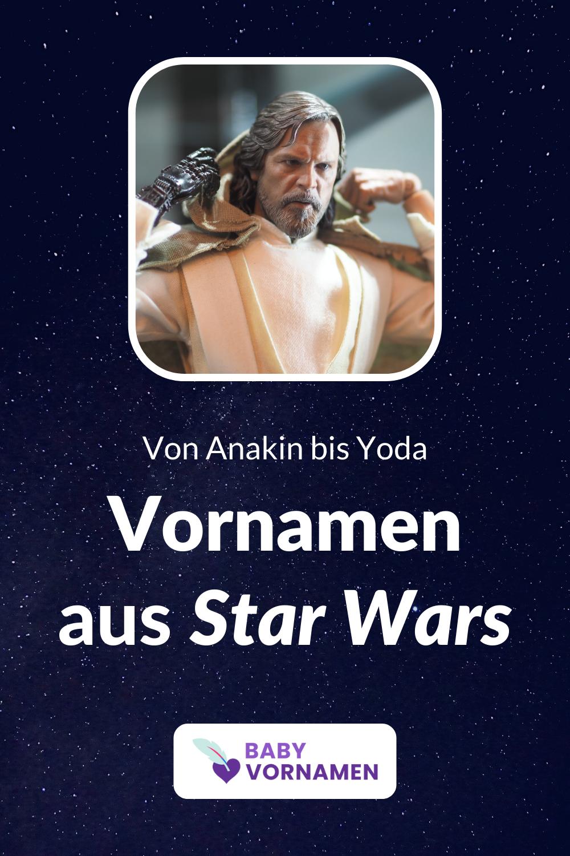 Vornamen aus Star Wars
