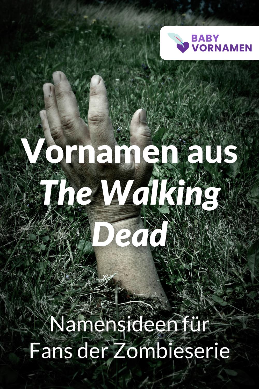 60 Vornamen aus The Walking Dead