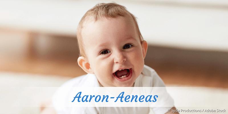 Name Aaron-Aeneas als Bild