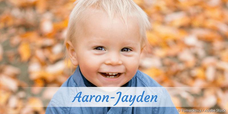 Name Aaron-Jayden als Bild
