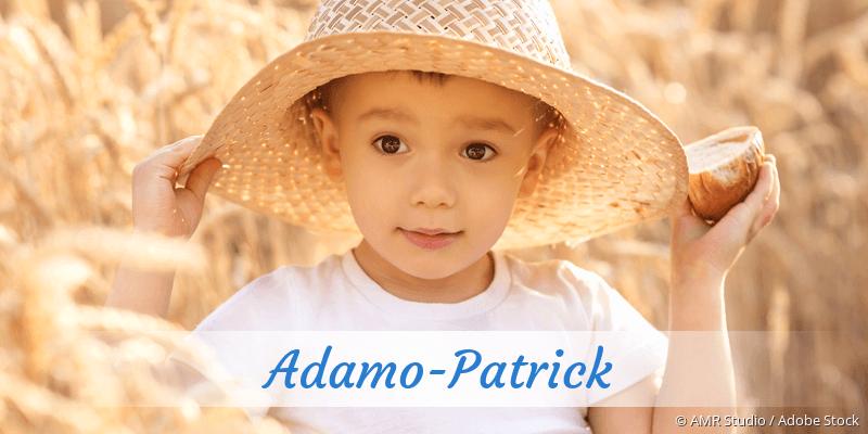 Name Adamo-Patrick als Bild