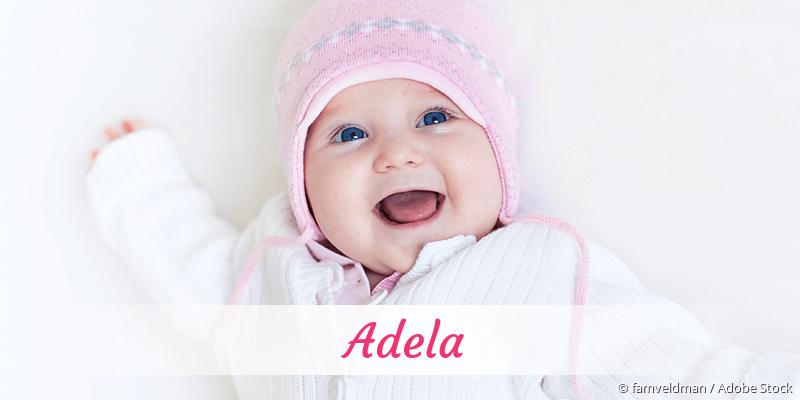 Name Adela als Bild