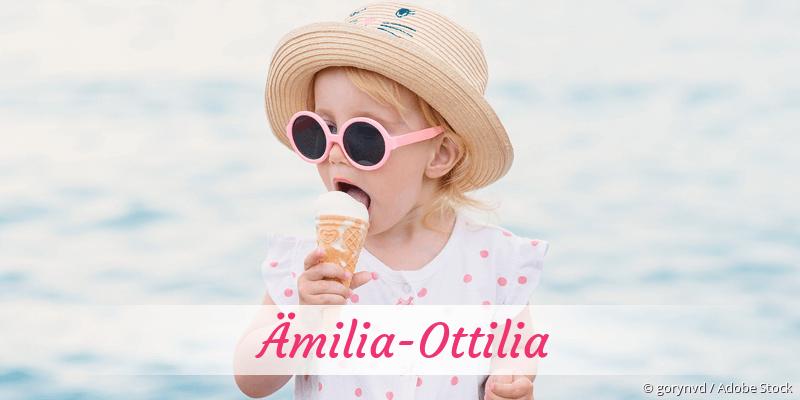 Name Ämilia-Ottilia als Bild
