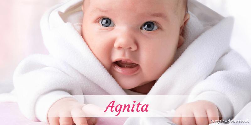 Name Agnita als Bild