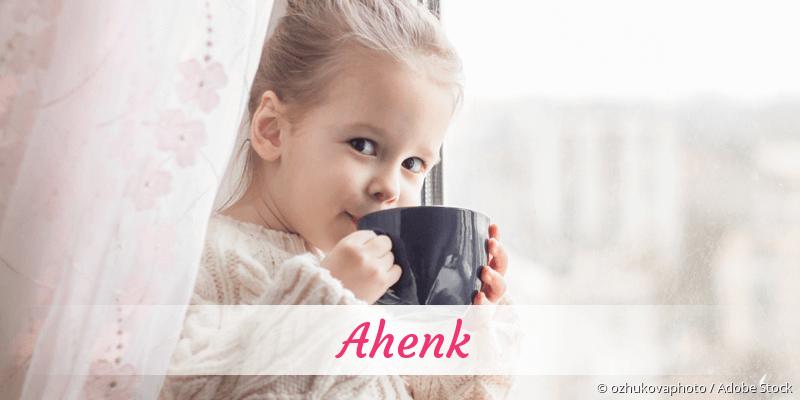 Name Ahenk als Bild