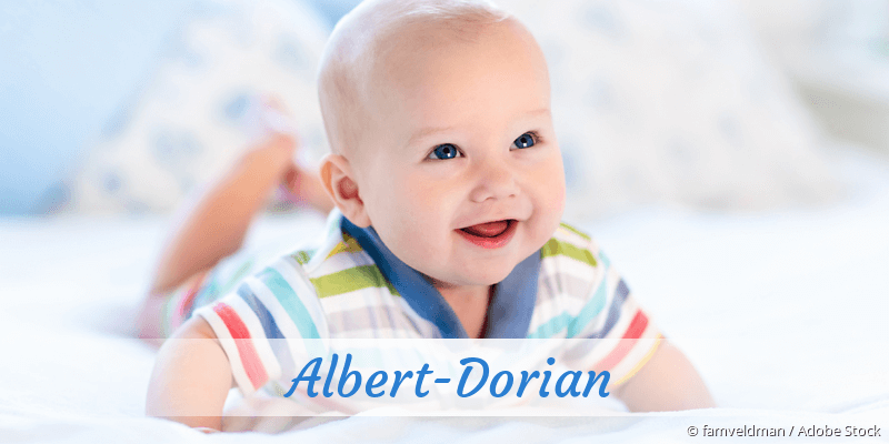 Name Albert-Dorian als Bild