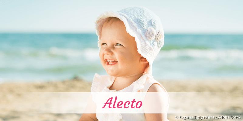 Name Alecto als Bild