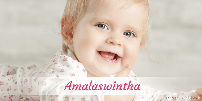 Name Amalaswintha als Bild