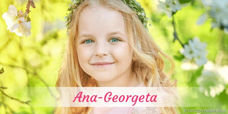 Name Ana-Georgeta als Bild