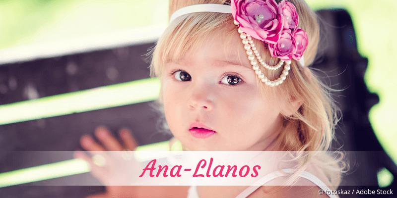 Name Ana-Llanos als Bild