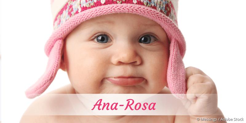 Name Ana-Rosa als Bild