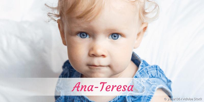 Name Ana-Teresa als Bild