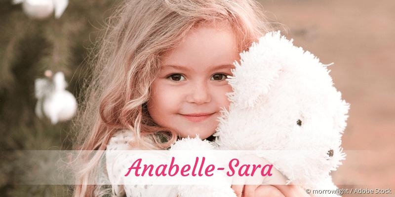 Name Anabelle-Sara als Bild