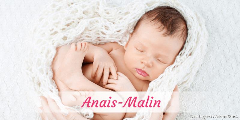 Name Anais-Malin als Bild
