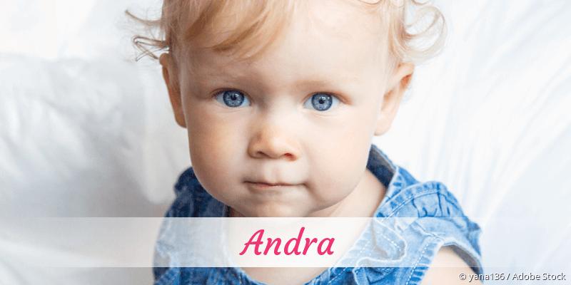 Name Andra als Bild