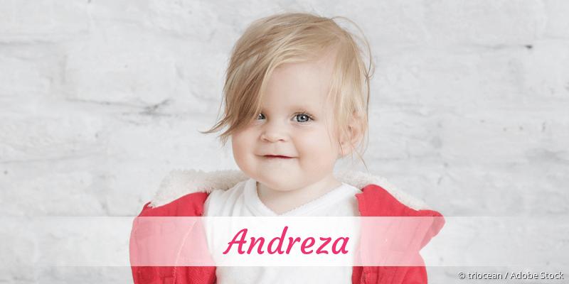 Name Andreza als Bild
