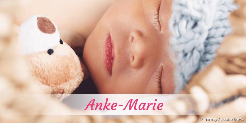 Name Anke-Marie als Bild