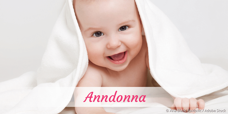 Name Anndonna als Bild
