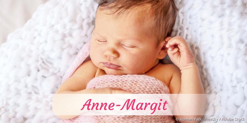 Name Anne-Margit als Bild
