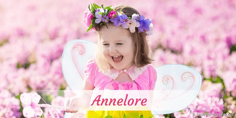 Name Annelore als Bild