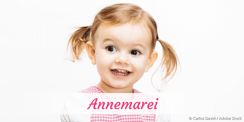 Name Annemarei als Bild