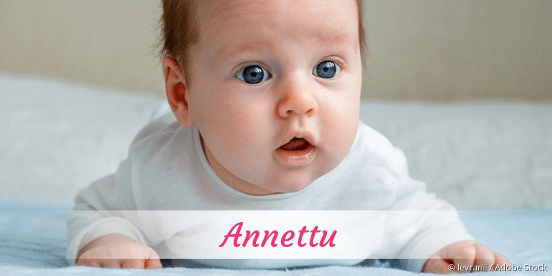 Name Annettu als Bild