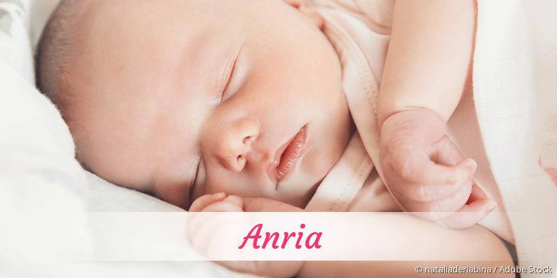 Name Anria als Bild