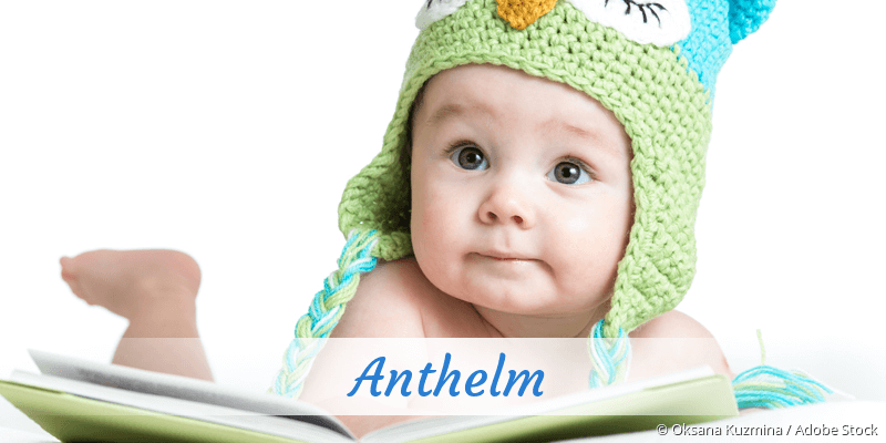 Name Anthelm als Bild