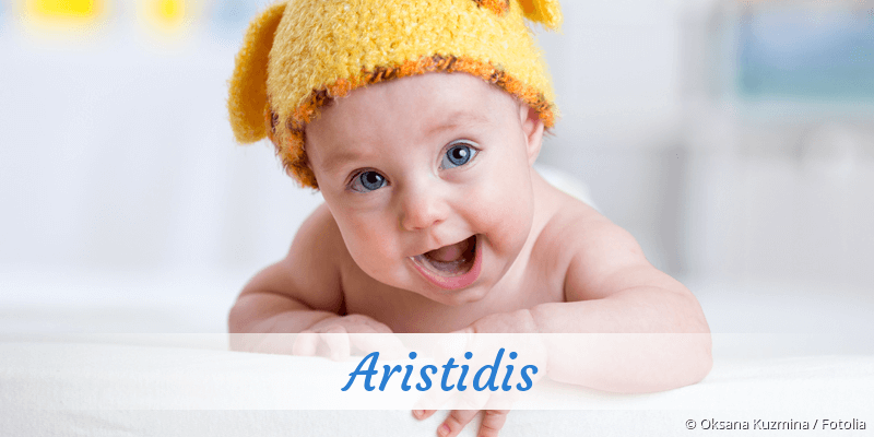 Name Aristidis als Bild
