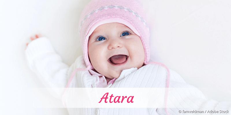 Name Atara als Bild