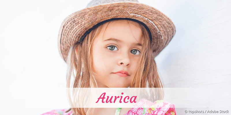 Name Aurica als Bild