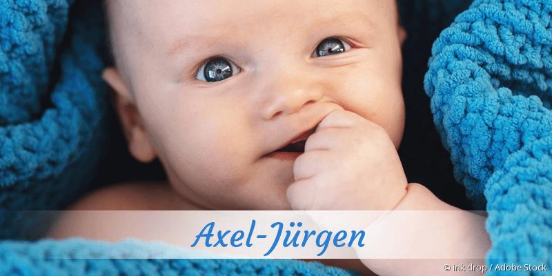 Name Axel-Jürgen als Bild