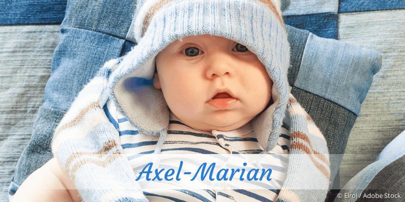 Name Axel-Marian als Bild