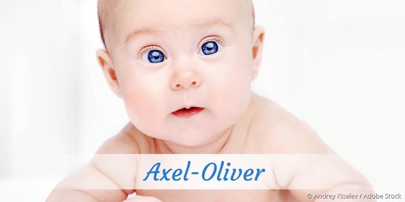 Name Axel-Oliver als Bild