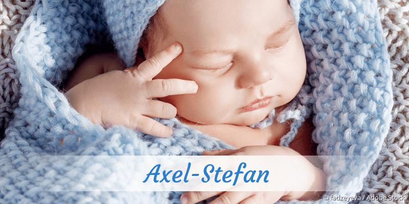 Name Axel-Stefan als Bild