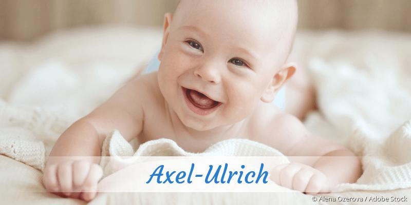 Name Axel-Ulrich als Bild