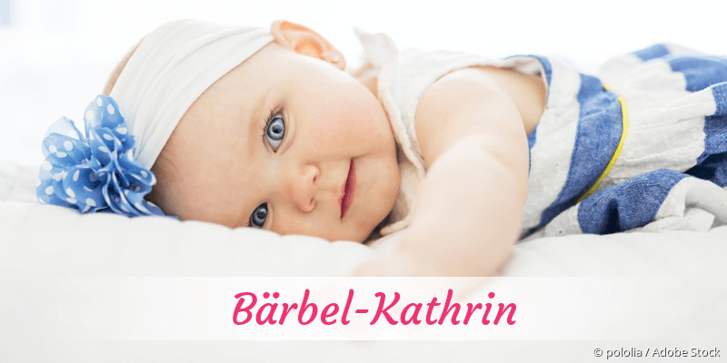 Name Bärbel-Kathrin als Bild