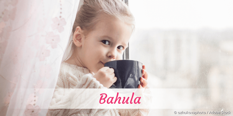 Name Bahula als Bild
