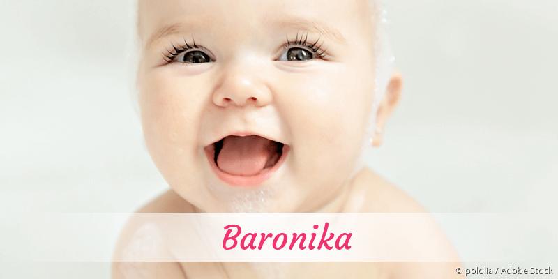 Name Baronika als Bild