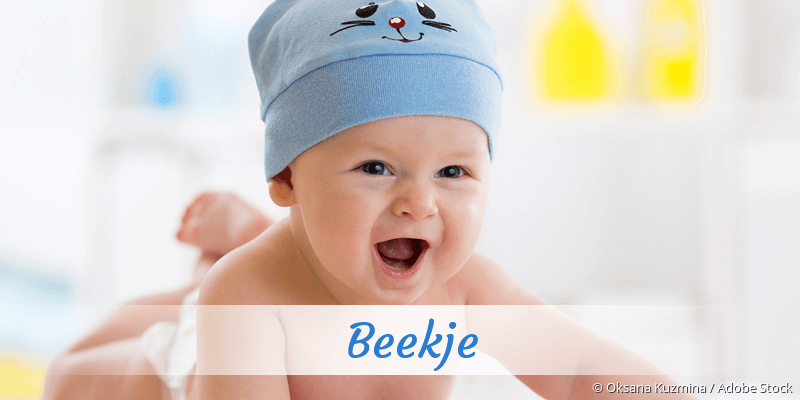 Name Beekje als Bild
