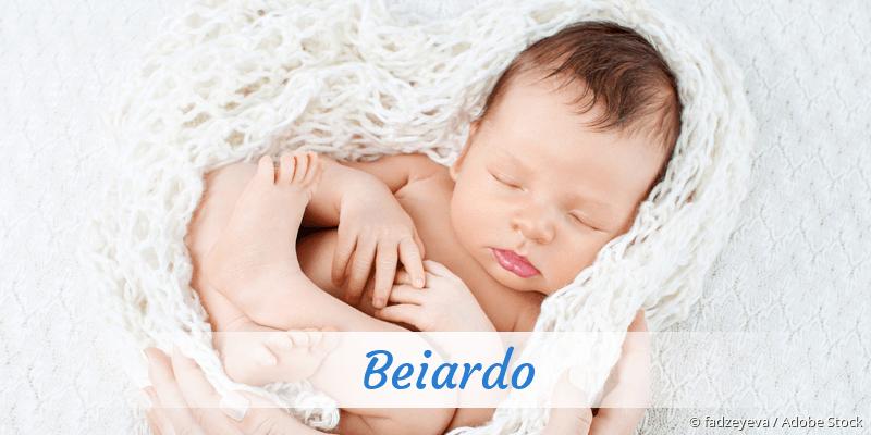 Name Beiardo als Bild