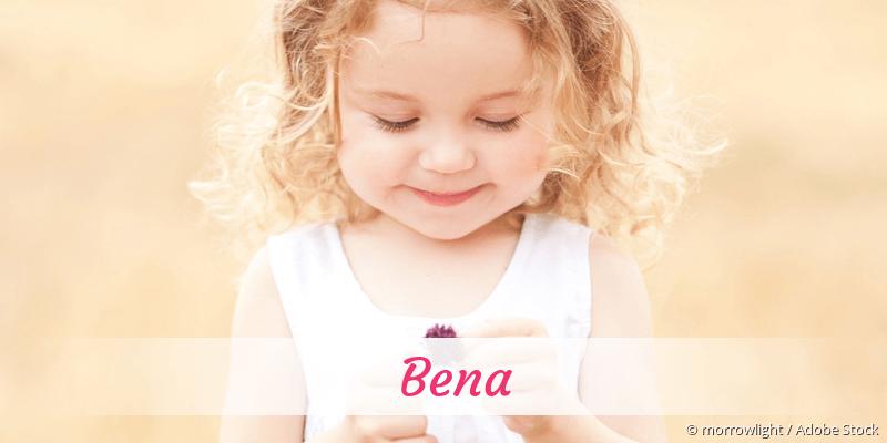 Name Bena als Bild